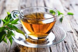 faire du thé