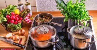 cuisiner avec un faitout